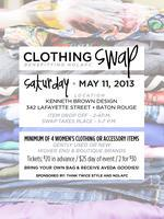 Clothing Swap Benefitting  NOLAFC