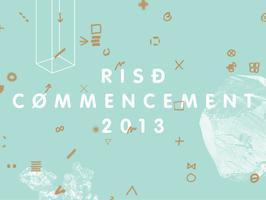 RISD Commencement 2013