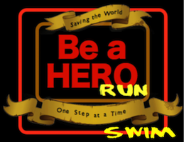 """Be a Hero"" Run & Swim 2013"
