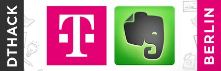 Telekom & Evernote Hackathon