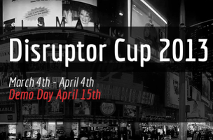 Disruptor Cup Demo Day