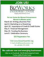 Center For Women Entrepreneurs Series