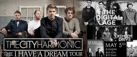 I Have A Dream Tour: Featuring The City Harmonic &...
