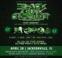 Black Out Circuit Tour Jacksonville (Flame, Reach...