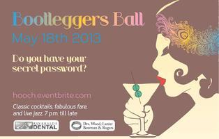 Bootleggers' Ball: A 1920s Speakeasy Party - Saturday,...