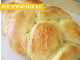 Backyard Skills: Bread Making