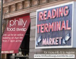 Reading Terminal Market Food Swap