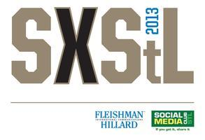 #SXSTL13 Presented by SMCSTL and Fleishman-Hillard