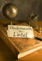 First Folio Theatre Presents UNDERNEATH THE LINTEL