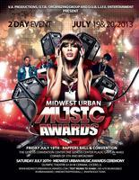 MIDWEST URBAN MUSIC AWARDS (M.U.M.A.)