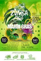 ZUMBA IN THE CLUB MARDI GRAS STYLE!