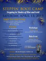 Silky Smooth Area's Top Steppin Instructors Boot Camp...