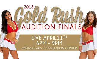 2013 Gold Rush Auditions Finals