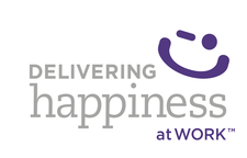Delivering Happiness logo