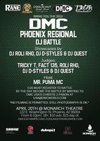 DMC Phoenix DJ Battle w/ D-Styles, Quest, Roli Rho,...