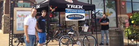 Bicycle Outfitters' Grand Opening Kids' Bike Races