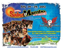 Online Registration for Salsa Mambo Festival 2012 is...
