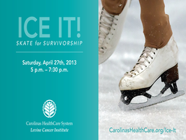 Ice it! Skate for Survivorship
