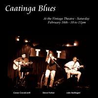 Vintage Cabaret: Caatinga Blues