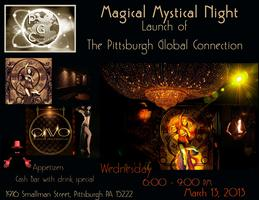 Magical Mystical Night Launch of the Pittsburgh Global Conne...