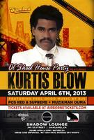 'THE OL SKOOL HOUSE PARTY' featuring KURTIS BLOW