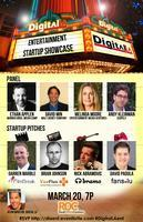 Digital LA - Startup Showcase: Entertainment +...