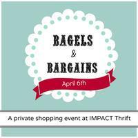 Bagels & Bargains