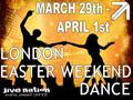 Three Day Beginners Intensive Dance Bootcamp - Easter,...