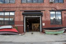 The Gowanus Studio Space logo