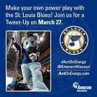 #ActOnEnergy Tweet-Up with Ameren Missouri and the St....