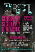 Corset Magazine's Sensuality, Sexuality, & The Erotic...
