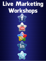 LIVE MARKETING WORKSHOPS-4 Day SuperPass