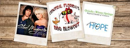 Central FL's BBQ Blowout | Featuring Steel Magnolia