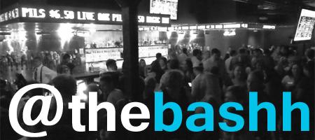 BIG BASHH (Big Ass Social Happy Hour, no badge...