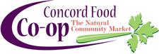 Concord Food Co-op logo