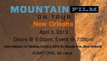 Mountainfilm on Tour: New Orleans