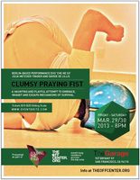 CLUMSY PRAYING FIST