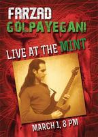 Farzad Golpayegani, Iran's Rock Fusion Phenom, Live at...