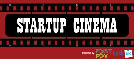 STARTUP CINEMA: Sales Movie Night presented by FastPay...