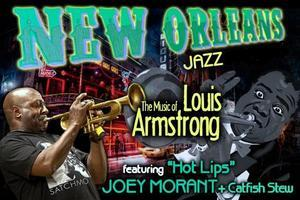 "Louis Armstrong Tribute w/ ""Hot Lips"" JOEY MORANT & CATFISH..."