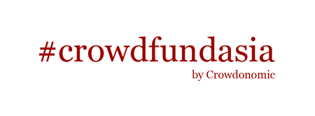 #crowdfundasia by Crowdonomic