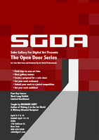 OPEN DOOR SERIES: Get Your Art Work Seen & Evaluated