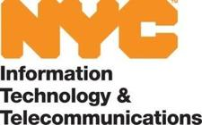 NYC Department of Information Technology & Telecommunications logo