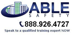 4hr Supported Scaffold Safety Certification Training...