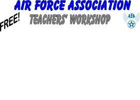 AFA Teacher Workshop 2013