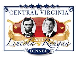2013 Central Virginia Lincoln Reagan Dinner