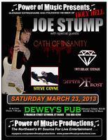 Guitarist extrodinaire JOE STUMP