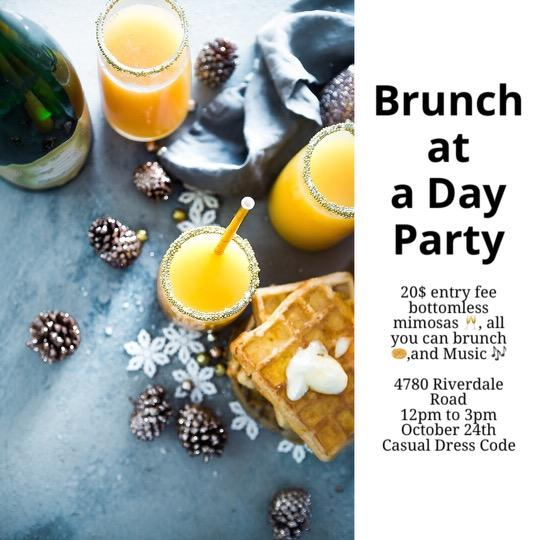 Brunch At A DayParty