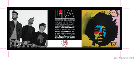 LiLA - Lost in Los Angeles Headlines an Evening of...