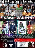 Freaknik Foam Party